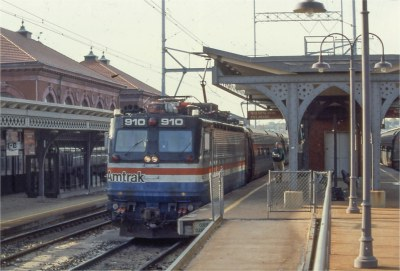 19931109 28 Amtrak Senator, Wilmington, DE