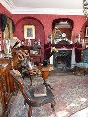 Entertainment in the Victorian Parlour