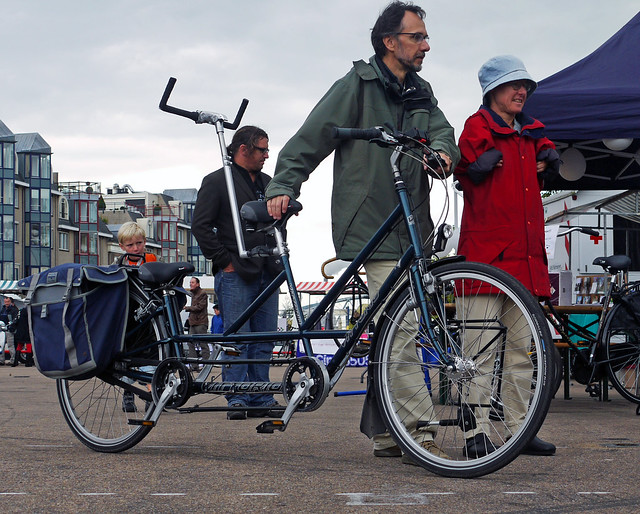 Nijmegen 626 Vittorio tandem