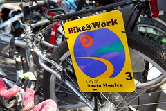 Santa Monica Bike@Work Bike For City Staff Shared Use