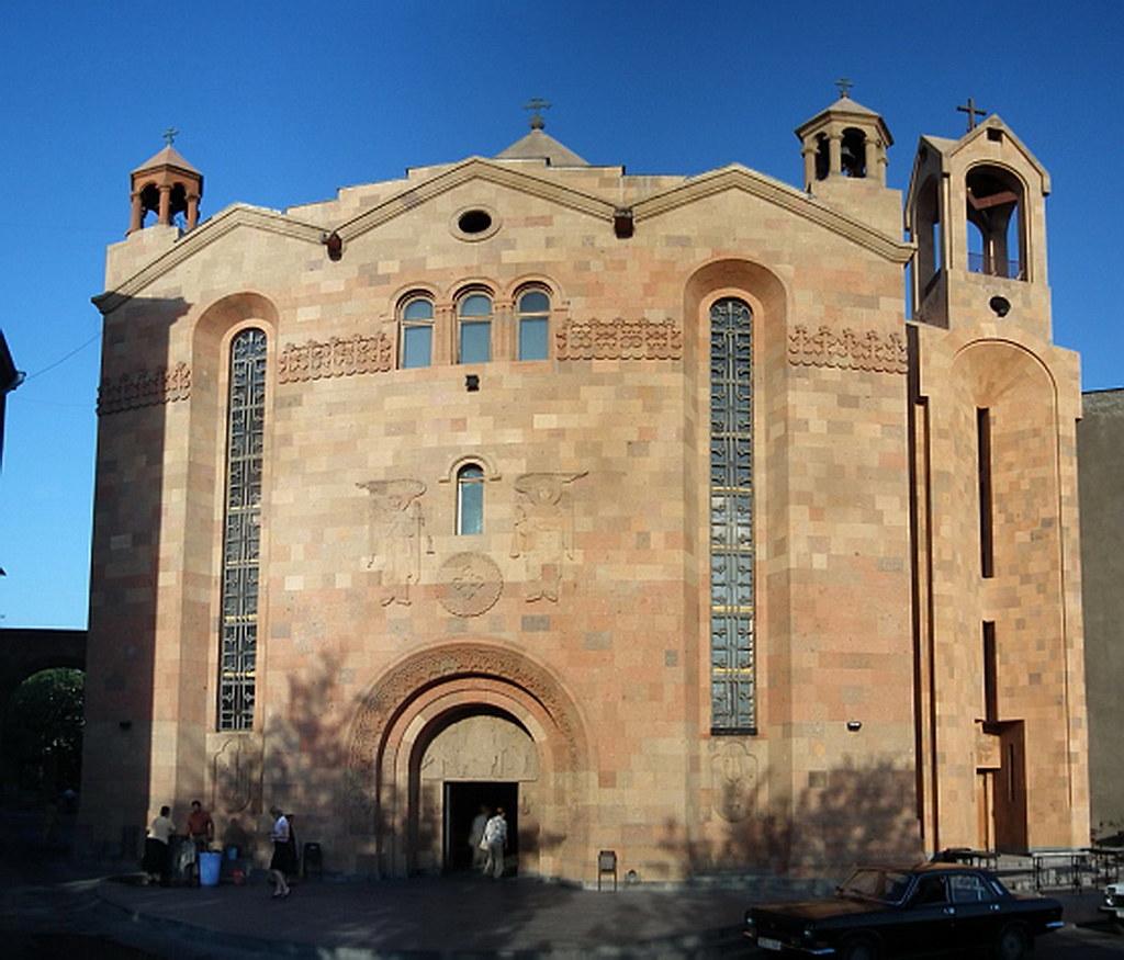 Iglesia de San Sargis Sarkis Yerevan Armenia 02