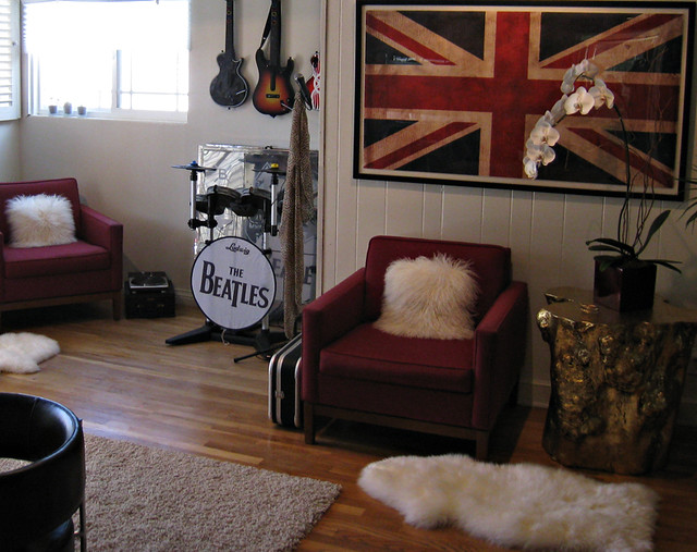 Rock N Roll Video Game Roomgame Room Decorating Ideas
