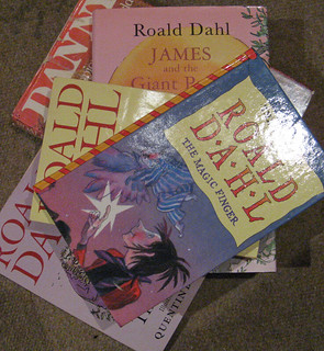 365-256 - Happy Roald Dahl day!