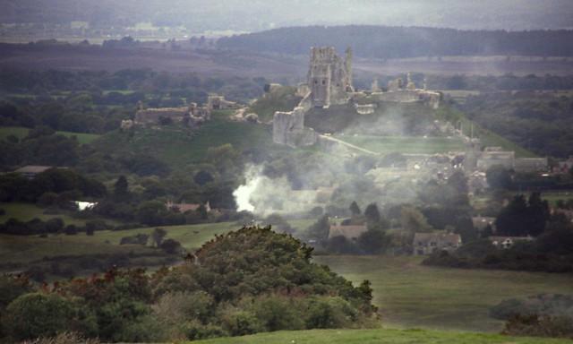 Corfe Castle-Dorset