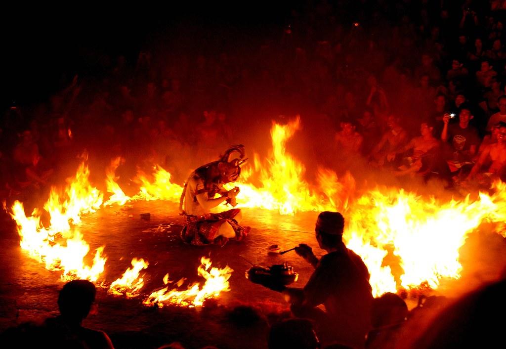 Hanuman & The Circle of Fire