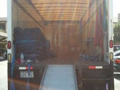 Moving boxes, Moving to our final destination