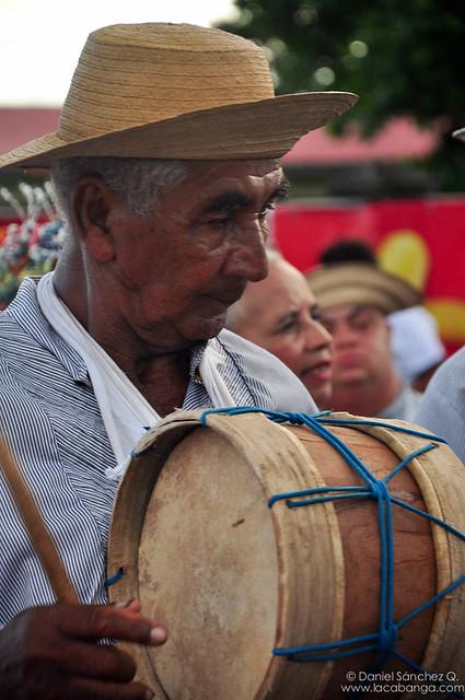 Tradición de tambores