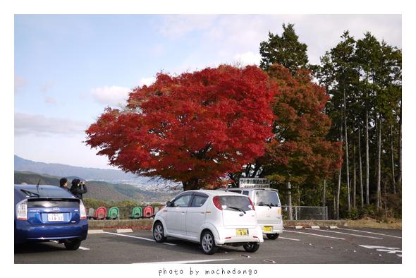 小倉山展望台