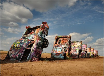 Stanley Marsh 3 Patriarch Of Cadillac Ranch Dies Route 66 News