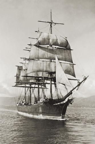 FOC sailing