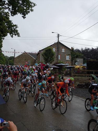 le Tour de France 2010 Stage 2