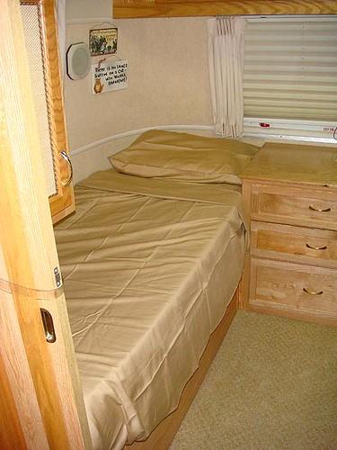 Custom Airstream RV Mattress