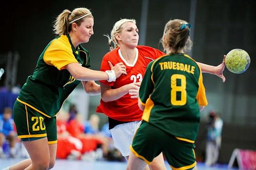 Day 6 Handball (20 Aug 2010)