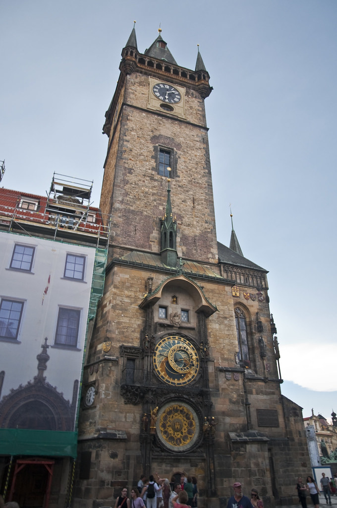 Prague Astronomical Clock or Orloj