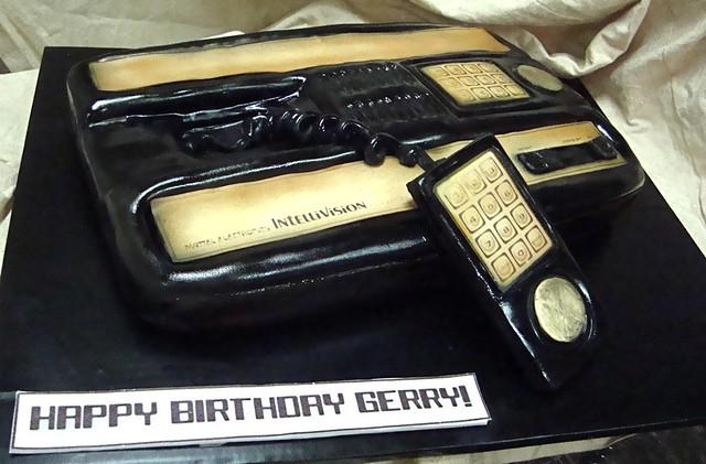 intellivision cake 2