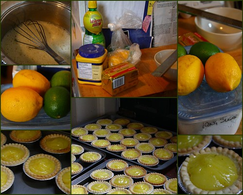 I Make Lemon Tarts