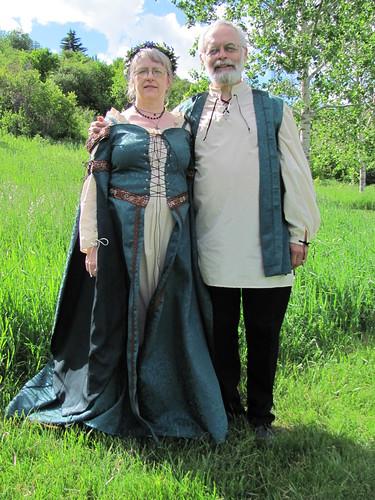 Mom & Dad looking excellent