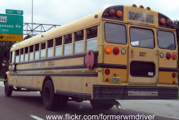 Flickriver: Photoset 'Crown School Buses' by FormerWMDriver