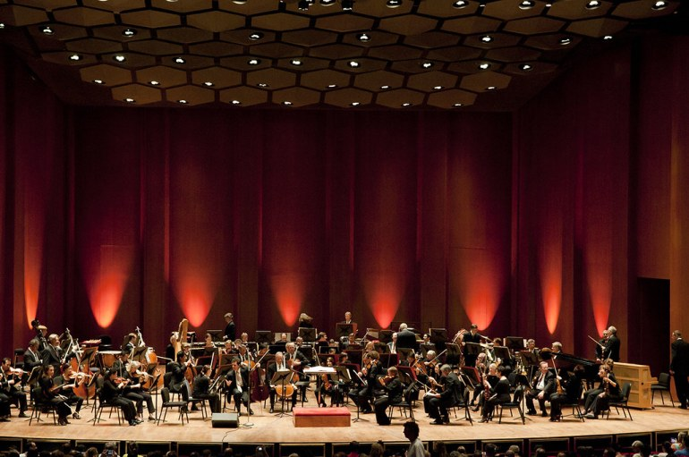 Houston Symphony Tunes Up