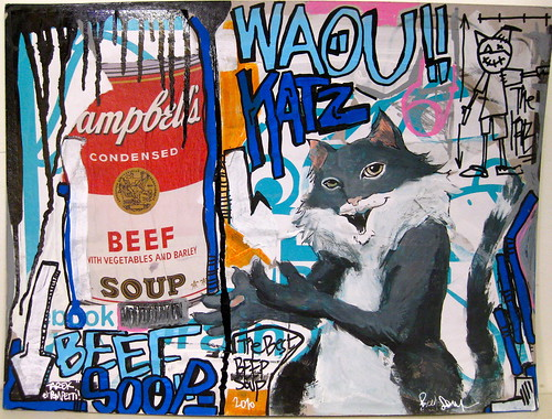 Beef soup by Tarek and Pompetti by Pegasus & Co