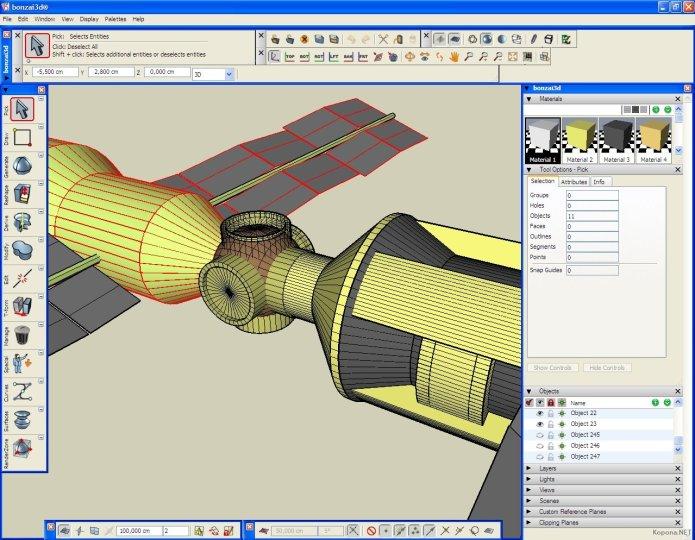 Design with Bonzai3D v2.4 full license