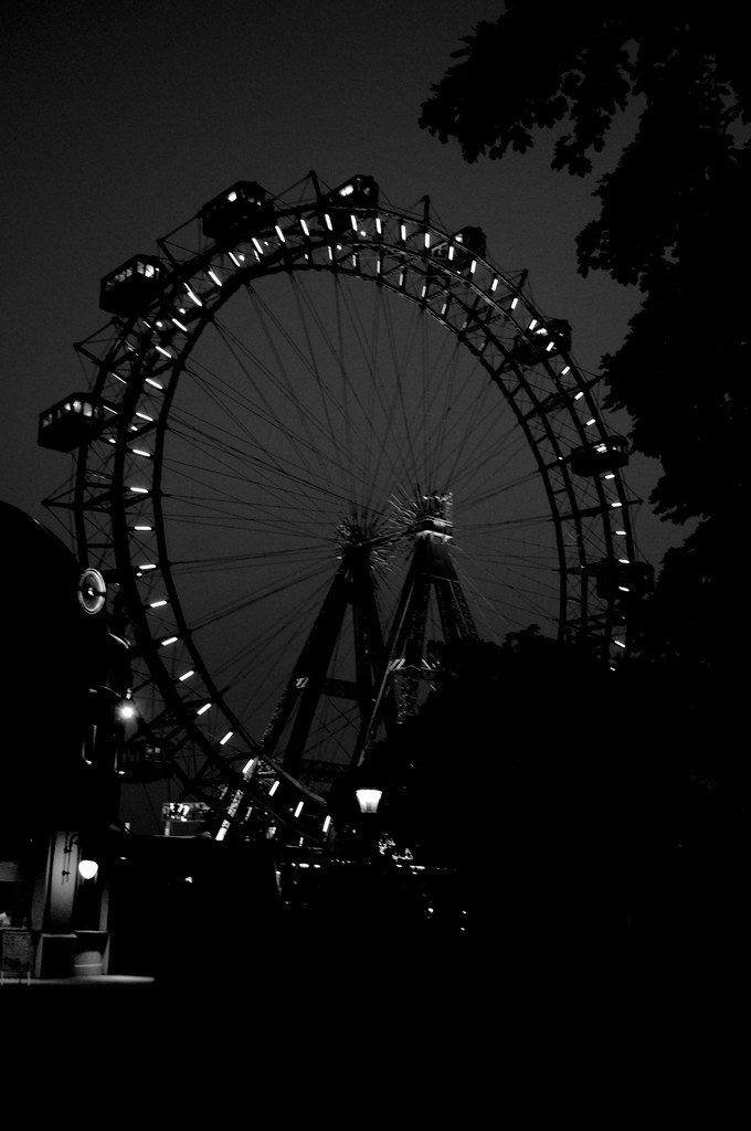 Wiener Riesenrad or the Vienna Giant Wheel