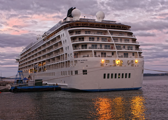 The World Luxury Liner