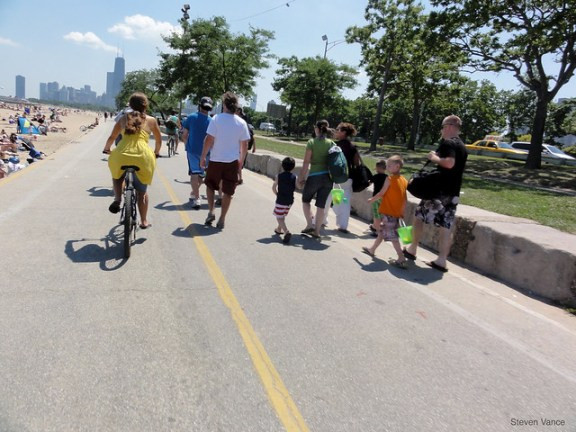 Why I avoid the Lakefront Trail
