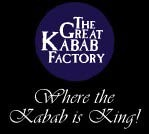 The Great Kabab Factory logo
