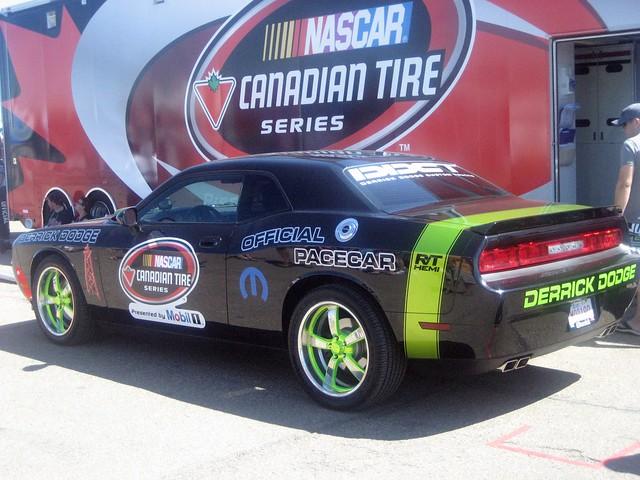 Nascar Canadian Tire Series