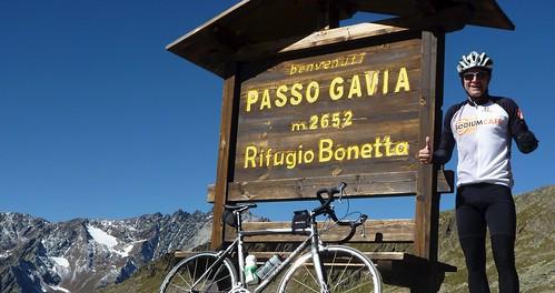 Passo Gavia!