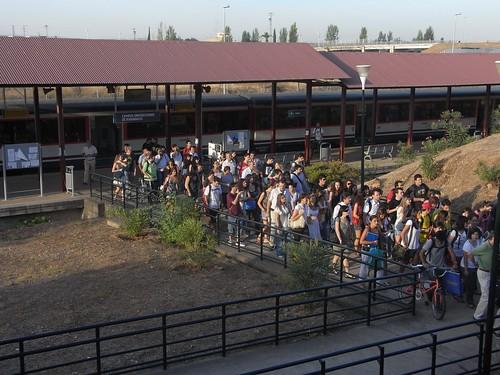 Tren de Rabanales.