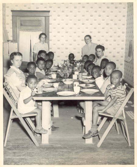 Camp Ebenezer:  The First Ebenezer Campers