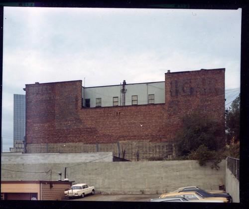Alki Hotel from Main, c 1974