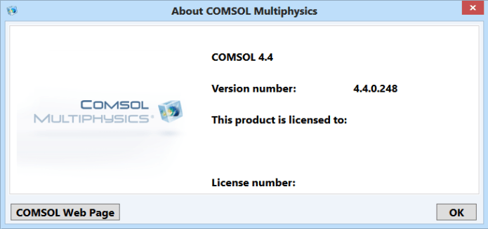 Comsol Multiphysics 4.4 with Update2 x86 x64 full