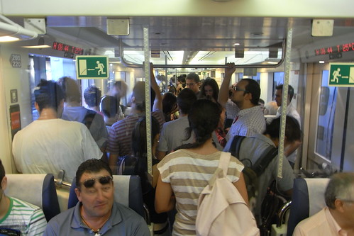 Tren al Campus Rabanales.