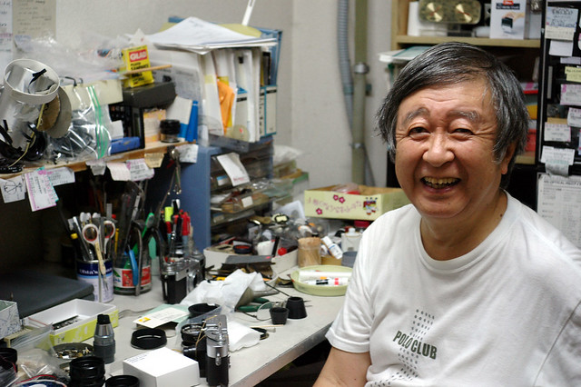 MS Optical Miyazaki-san by jonmanjiro on flickr