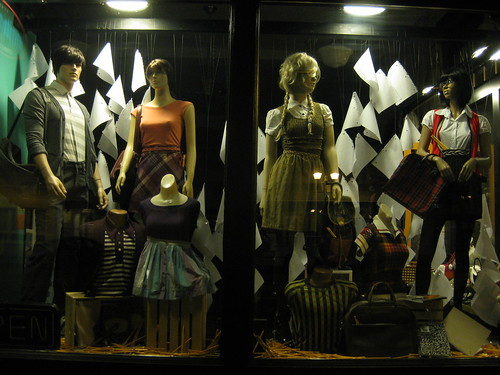 Back to School Window by Everyday People Clothing