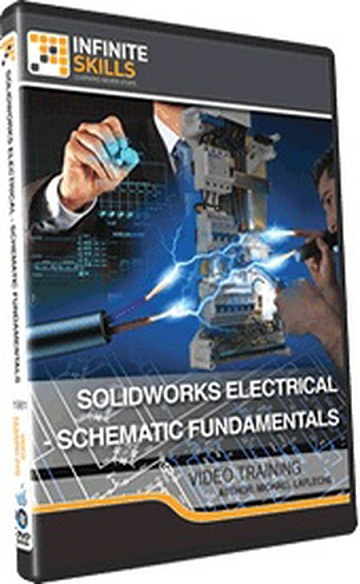 SolidWorks Electrical – Schematic Fundamentals dvd