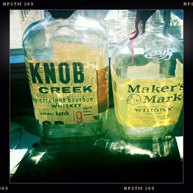 Whisky versus Whiskey