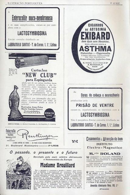 Ilustração Portugueza, No. 599, August 13 1917 - 1 by Gatochy