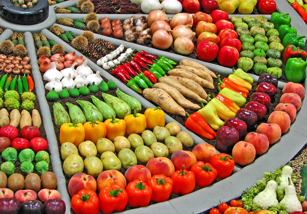 Vectored Vegetables