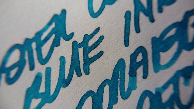 Robert Oster Blue Denim