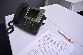Tools of the Charlotte Harbor Event & Conference Center Telephone Sales Blitz, July 26, 2010