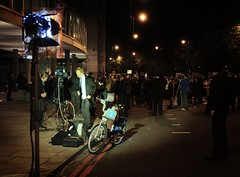 boris bike in the spotlight