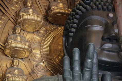 Todaiji Buddha Statue