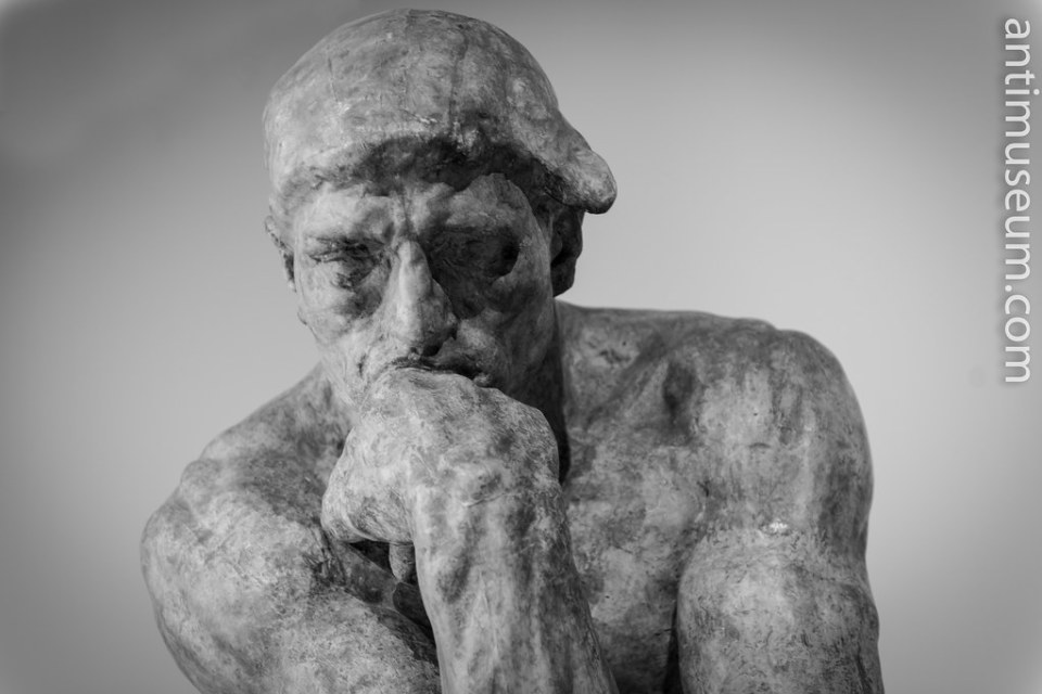 Le penseur - The THinker Rodin