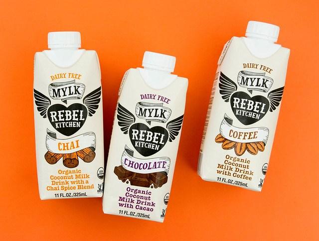 dairy free - rebel kitchen