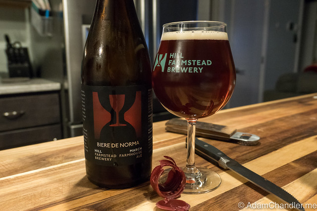 Hill Farmstead 2014 Biere de Norma