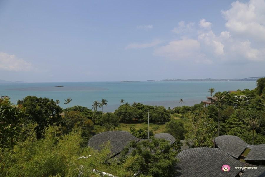 W HOTEL,人氣景點,泰國旅遊,泰國灣,泰國自由行,蘇梅島下午茶,蘇美島w hotel下午茶,貴婦下午茶 @VIVIYU小世界